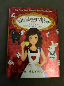 Whatever After - Abby In Wonderland (hardcover)