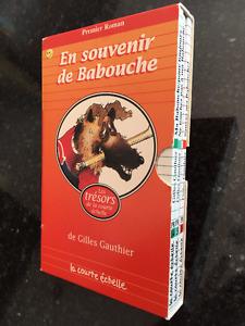 En cadeau – Coffret livres Jeunesse – Babouche