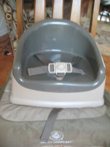 Prince Lionheart BoosterPOD Seat + Seat Protector