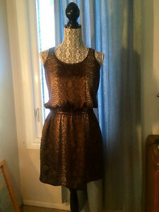 Brand New Michael Kors Animal Print Dress.