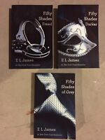 FIFTY SHADES series