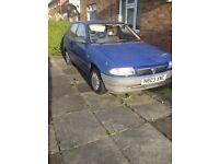 Vauxhall Astra Merit