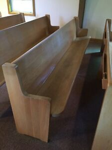 Church Pews,Stained glass Windows