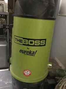 "Central Vac ""The BOSS"" by Eureka"