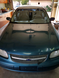 CHEVY MALIBU LOW KMS FOR SALE $1500OBO
