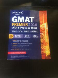 Kaplan 2016 GMAT review