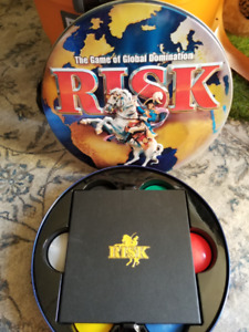 Risk: Collectors Tin Toys R Us Exclusive