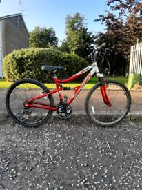Apollo FS.26 full suspension mountain bike