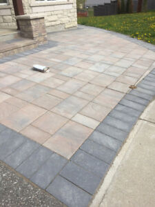 Interlock and patios