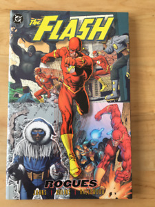 The Flash: Rogues comic book/trade paperback