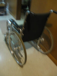 Excrest & Jennings Wheel Chair needs new rubber  Smaller model London Ontario image 1