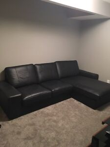 Leather Ikea Buy or Sell a Couch or Futon in Calgary