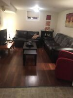 2 ROOMS FOR RENT NOW .   WALKING DISTANCE TO FLEMING COLLEGE