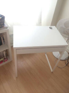 Ikea white desk for sale ASAP