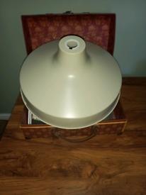 Lamp shade metal