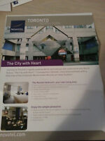 NEW PRICE! Toronto Hotel Vouchers of Stay - 3 Choices