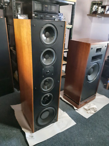 Polk RTA 15tl speakers