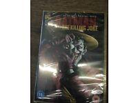 Batman the killing joke 2016 DVD Brand New