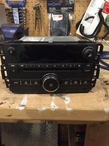 Cd/stereo out of a 2007 Silverado