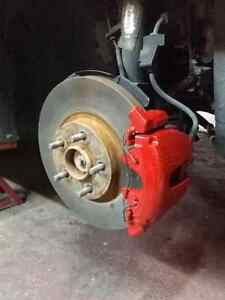 Professional Brake Caliper Painting Cambridge Kitchener Area image 3