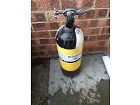 Divers bottle