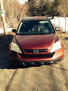 2009 Honda CR-V  AWD  134 000km