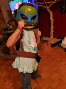 Costume Tortue Ninja 5 à 7 ans