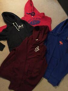 Abercrombie men's hoodies