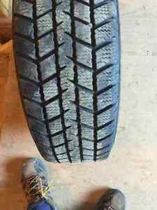 Winter tires and rims. NEW price Kitchener / Waterloo Kitchener Area image 2