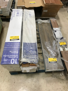 Assorted Laminate Flooring Clearance