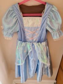 Cinderella Dress Reversible Age 7-8 years