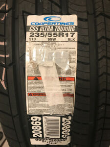 4 Cooper CS5 Ultra Touring All Season Tires for sale - 235/55R17