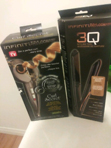 Hair styling tools brand new in box