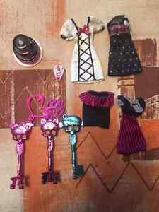 Monster High Sweet 1600 4 doll lot Christmas West Island Greater Montréal image 3