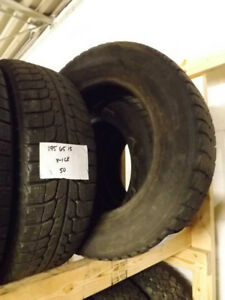 "195/65/15 Michelin X-Ice  – 1000's of 15"" Tires In Stock"