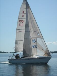 21 foot sailboat with trailer $1,500