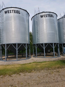 Grain bins for sale
