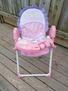 Fisher price doll highchair