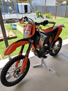 Ktm 530exc Wyalong Bland Area Preview