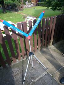 Avanti pole roller fishing equipment