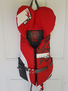 Body Glove Youth PFD - Red