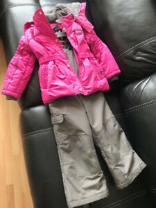 Gusti snowsuite jacket and pants In excellent condition