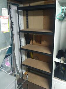 Storage  5 Shelf industrial strength unit