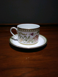 Imperial Royal Doulton Cups & Saucers Lichfield Set of 6