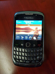 Blackberry Curve 3G 9300 Smartphone