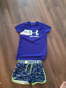 Short et chandail Under Armour