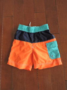 Toddler Boy Swim Trunks Size 18-24 month EXCELLENT CONDITION