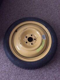 """Subaru Impreza 16"""" space saver spare wheel"""