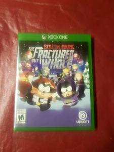 Southpark Fractured but Whole XB1