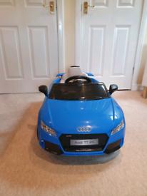 Audi TT Ride On Car